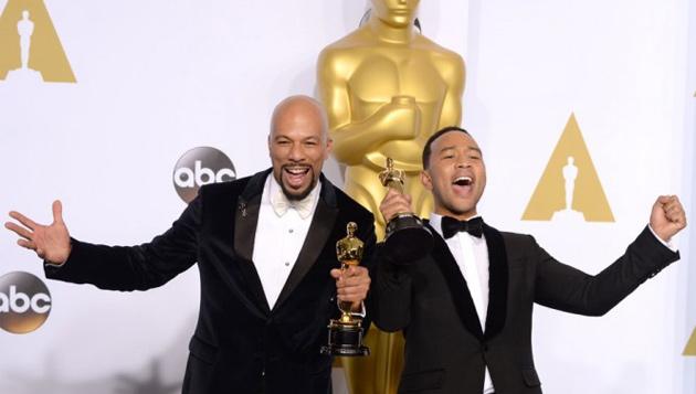 John-legend et Common, Oscars 2015