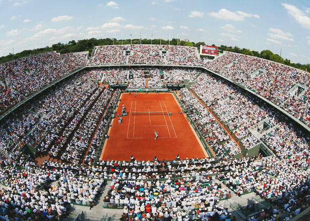 Court Central Roland Garros