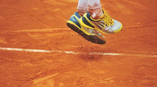 Terre battue Roland Garros