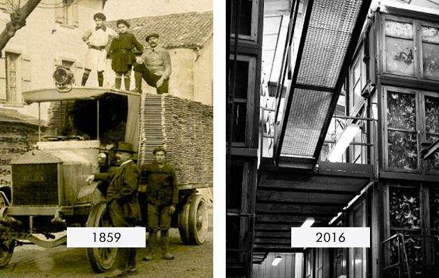 Histoire de Pyrenex